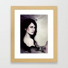 Little Scorpion - Eva Green Framed Art Print