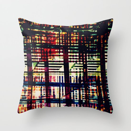 Multi Throw Pillow