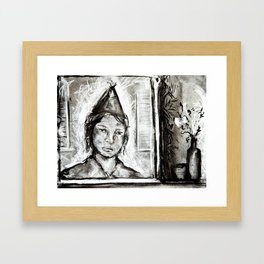 It's my Party Framed Art Print