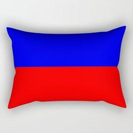 International maritime signal flags sea alphabet collection letter e Rectangular Pillow