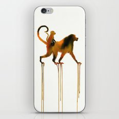 baboons iPhone Skin