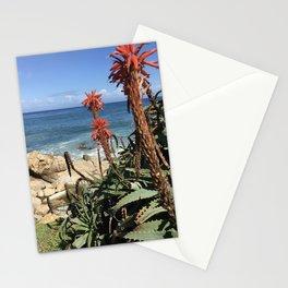 Sunny Monterey Bay Stationery Cards