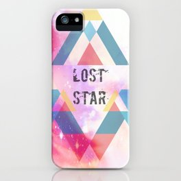 Are we all lost star ? iPhone Case