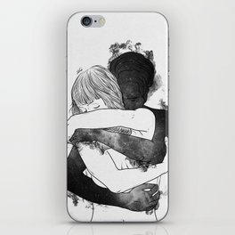 I would keep you forever. iPhone Skin