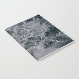 Stormy Seas Notebook