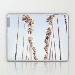 Palm tree stripes Laptop & iPad Skin