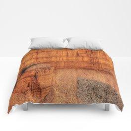 Natural Sand Castle Comforters