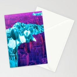 Herman II by Naoma Serna Stationery Cards