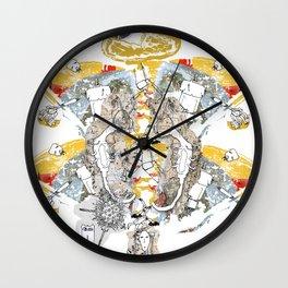 CutOuts - 14 Wall Clock