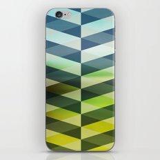 Herring Greens And Blues iPhone & iPod Skin