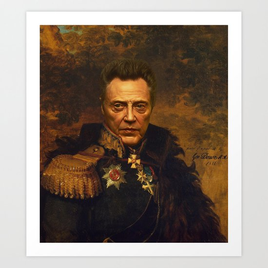 Christopher Walken - replaceface by replaceface