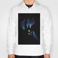 thor Hoodies featuring Thor by Sport_Designs