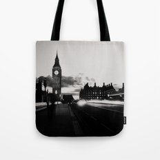 London noir ...  Tote Bag