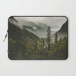 Mountain Valley of Forever Laptop Sleeve