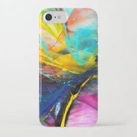 splash iPhone & iPod Cases featuring Splash by zAcheR-fineT