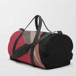 22 Abstract geometric pattern Duffle Bag