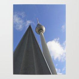 Berlin TV Tower, Alex Poster
