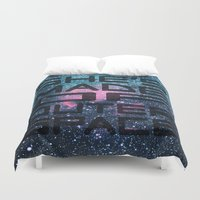 """arctic monkeys Duvet Covers featuring Arabella - Arctic Monkeys """"She's Made of Outer Space"""" Lyrics Typography by andrialou"""