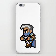 Final Fantasy II - Edge iPhone & iPod Skin
