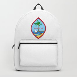 Guam design for Men & Women Backpack