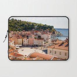 Mediterranean Summer Laptop Sleeve