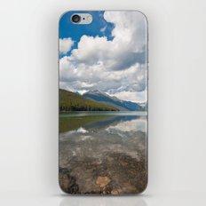 Bowman lake iPhone & iPod Skin