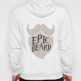 Epic Beard grey Hoody