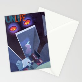 Unlife Chapter 6 Stationery Cards