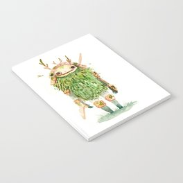 Green Samurai Notebook