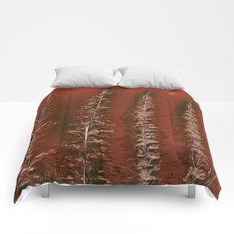 Tamarack Trees Comforters