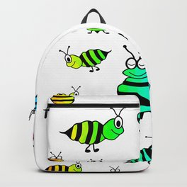 Buzz Off Backpack