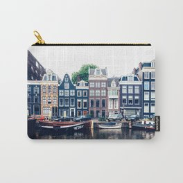 Street in Amsterdam Carry-All Pouch