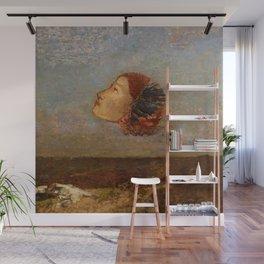"Odilon Redon ""Hommage a Goya"" Wall Mural"