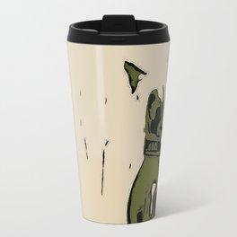 Chinese crested 3 Travel Mug