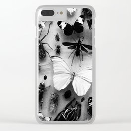 Museum 17 Clear iPhone Case