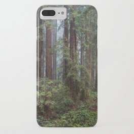 Morning In The Park iPhone Case