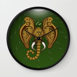 An Ancient Nobility Wall Clock