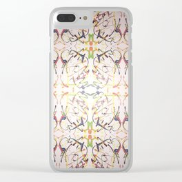 Movement Repeat Clear iPhone Case