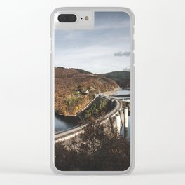 Architecture and Nature in Harmony Clear iPhone Case