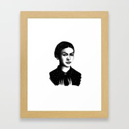 Frida Khalo Framed Art Print