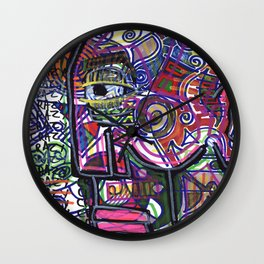 A Bit Normal Wall Clock