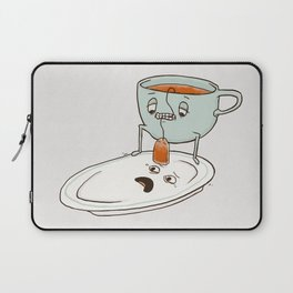 Tea Baggin' Laptop Sleeve