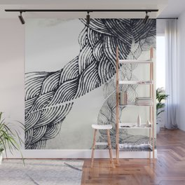 Windy Wall Mural