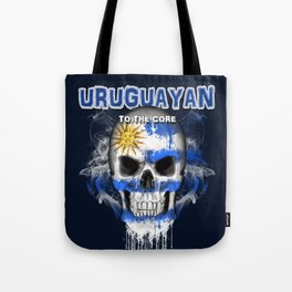 To The Core Collection: Uruguay Tote Bag