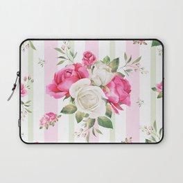 Belle époque flower power Laptop Sleeve
