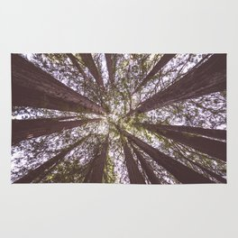 The Redwoods Rug