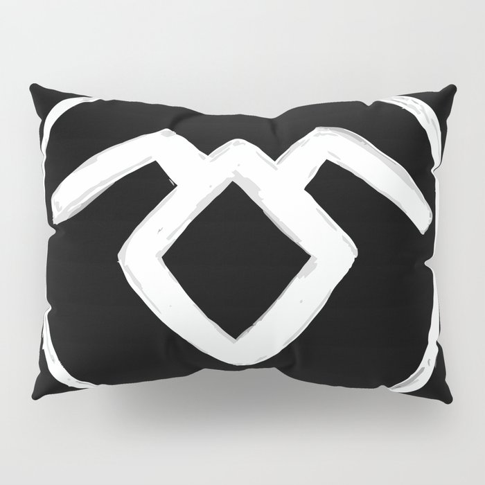 The Way of the Lodge Pillow Sham