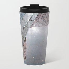 Dublin puddle Travel Mug