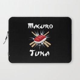 Maguro Tuna Japanese Rice Seaweed Japan Laptop Sleeve
