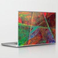 heavy metal Laptop & iPad Skins featuring Heavy Metal by Thom Lupari